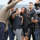 Kim Kardashian – Help Open the Watts Empowerment Center in Los Angeles - 454 x 681