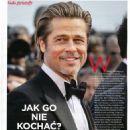 Brad Pitt - Gala Magazine Pictorial [Poland] (26 August 2019)