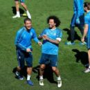Real Madrid CF Training and Press Confernece - 454 x 288