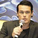 Sam Heughan - Press Conference of Batman Live Show (2012)