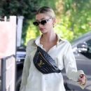 Hailey Bieber – Out in Los Angeles