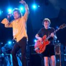 Molson Canadian Rocks for Toronto - Rolling Stones Show at Downsview Park in Toronto, Ontario, Canada - 29 July 2003 - 454 x 401