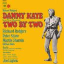 Musicals --- Two By Two 1970 Broadway Cast Starring Danny Kaye - 454 x 454