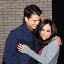 Cheryl Burke and Rob Kardashian