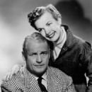 Charles Farrell and Gale Storm - 454 x 581
