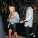 Petra Ecclestone at Craig's in West Hollywood - 454 x 605