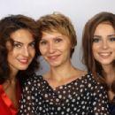 Dinara Drukarova, Gabriela Marcinkova, Lucia Siposova - 454 x 303