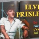 Elvis Presley - Age tendre et tete de bois Magazine Pictorial [France] (June 1963) - 454 x 326