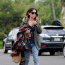 Rachel Bilson Out and About