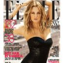Drew Barrymore Covers 'Elle' August 2010