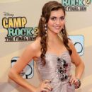 Alyson Stoner - Premiere Of 'Camp Rock 2: The Final Jam' At Alice Tully Hall, Lincoln Center On August 18, 2010 In New York City