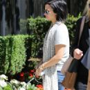 Demi Lovato Out and About In Vancouver