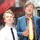 Daniel Cohen and Stephen Fry