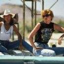 Susan Sarandon and Geena Davis in Thelma & Louise (1991)