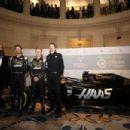 Rich Energy Haas F1 Team - 454 x 302