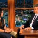 Rhona Mitra - The Late Late Show with Craig Ferguson - 454 x 253