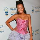 Jennia Fredrique - 20 Annual NAACP Theatre Awards In LA - August 30, 2010