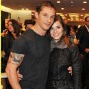 Tom Hardy and Charlotte Riley - 430 x 525