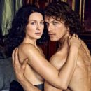 Caitriona Balfe and Sam Heughan - Outlander 2 Season - Entertainment Weekly Magazine Pictorials [United States] (4 March 2016) - 454 x 550