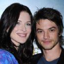 Craig Horner and Bridget Regan