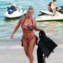 Kerry Katona in Bikini on holiday in Thailand - 454 x 527