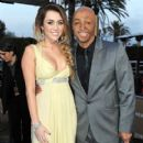 Cleavage Alert: Miley Swells With Pride While Out With Liam
