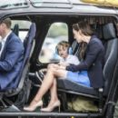 The Duke & Duchess of Cambridge Visit the Royal International Air Tattoo - 454 x 280