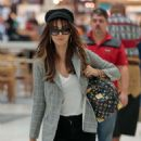 Delta Goodrem – Arrives at Airport in Adelaide - 454 x 568