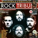 Bill Kelliher, Brann Dailor, Brent Hinds, Troy Sanders - Rock Tribune Magazine Cover [Netherlands] (June 2014)