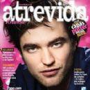 Robert Pattinson, New Moon - Atrevida Magazine Cover [Brazil] (3 December 2009)