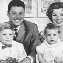 Guy Williams and Janice Cooper