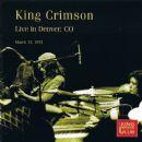 Live In Denver, CO, March 13, 1972