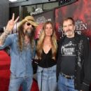 Rob Zombie attends Halloween Horror Nights at Universal Studios Hollywood on September 12, 2019 in Universal City, California - 454 x 302