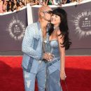Riff Raff and Katy Perry At The 2014 MTV Video Music Awards - 387 x 594