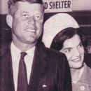 Jacqueline Kennedy Onassis and John F. Kennedy - 454 x 625