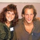 Ally Sheedy and Woody Harrelson