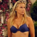 Katherine Kelly Lang - Blue Bikini Stills - 454 x 681