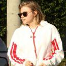 Chloe Moretz – Leaving the gym in LA