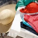 Edita Vilkeviciute Esprit Swimwear Summer 2014