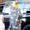 Cameron Diaz at The Montage Hotel in Los Angeles