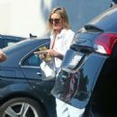 Drew Barrymore and Cameron Diaz – Shopping at Bristol Farms in Hollywood - 454 x 681