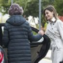 King Felipe, Queen Letizia and Queen Sofia visited Moraleja Hospital - 454 x 302