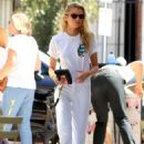 Stella Maxwell – Arrives at Nine Zero One Salon in West Hollywood