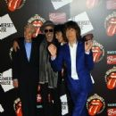 The Rolling Stones celebrate their 50th anniversary with an exhibition at Somerset House on July 12, 2012 in London, England - 338 x 480