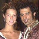 Luana Piovani and Marcos Pasquim