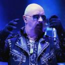 Rob Halford of Judas Priest performs at The Pearl Concert Theater at the Palms Casino Resort on November 14, 2014 in Las Vegas, Nevada