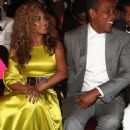 Beyonce And Jay-Z At 2012 BET Awards (July 1)