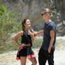 Vanessa Hudgens and Austin Butler hiking in Los Angeles (June 19)