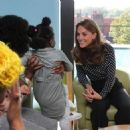 The Duchess Of Cambridge Visits The Family Nurse Partnership - 454 x 479