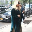 Jessica Simpson – Returns to The Greenwich Hotel in New York - 454 x 632